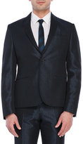 Moods of Norway Abraham Jacquard Slim Fit Suit Jacket