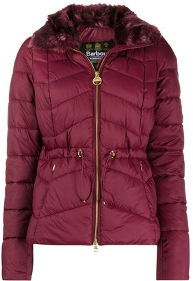Barbour Quilted Puffer Jacket