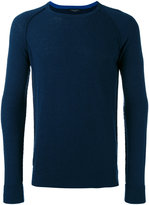 Roberto Collina tweed sweatshirt - men - Cotton/Polyamide - 52