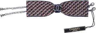 Chanel CC Blue Pearls Bracelets