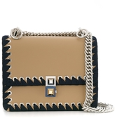 Fendi Kan I Ribbon Stitch Bag