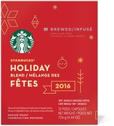 Starbucks VerismoTM 12-Count Holiday Blend Brewed Coffee Pods