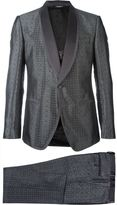 Dolce & Gabbana patterned three-piece suit