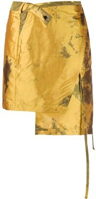 Ottolinger Asymmetric Silk Skirt