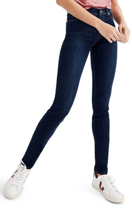 Madewell 9-Inch High Rise Skinny Jeans