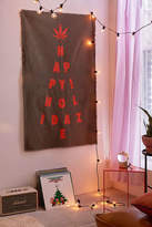 Urban Outfitters Happy Holidaze Christmas Tree Tapestry