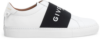 Givenchy Urban street white logo sneakers