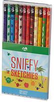 Tinc Sniffy Sketchies Pencils, Set of 12