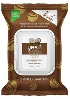 Yes to® Coconut Face & Hand Cleansing Wipes - 25 ct