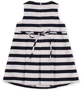 Florence Eiseman Blue Ribbon Bow Dress, Sizes 12-24 Months