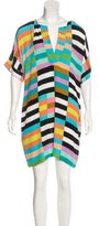 Mara Hoffman Short Sleeve Mini dress w/ Tags