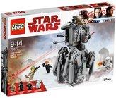 Lego Star Wars First Order Heavy Scout Walker - 75177