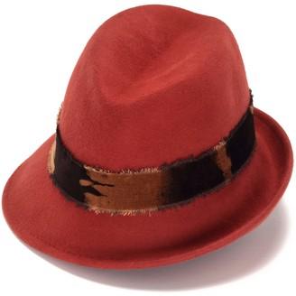 Fashionable Felt Hat