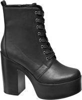 Catwalk Chunky Lace Up Boot