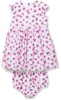 Armani Junior Girls Print Dress