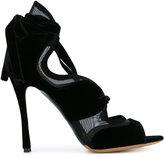 Tabitha Simmons 'Freya' lace up sandals