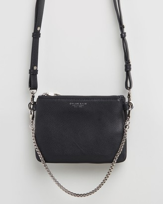 Dylan Kain - Women's Black Purses - The LSC - Original Cross-Body Bag - Size One Size at The Iconic
