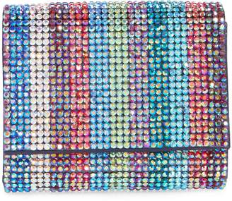 Judith Leiber Couture Fizzy Beaded Clutch