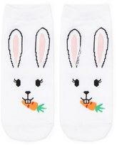 Forever 21 FOREVER 21+ Bunny Ankle Socks