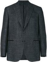 Brioni classic blazer - men - Cupro/Wool/Silk/Cashmere - 50