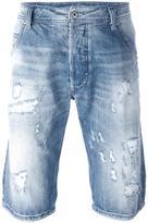 Diesel 'Kro' denim shorts - men - Cotton - 30