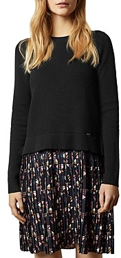 Ted Baker Nordic Puzzle Layered Dress