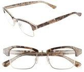 Corinne McCormack Women's Khloe 49Mm Reading Glasses - Grey Demi