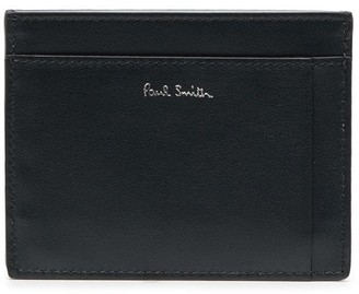 Paul Smith Two-Tone Leather Cardholder