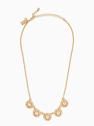 Kate Spade Putting On The Ritz Row Necklace