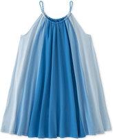 Calvin Klein Ombré Panel Dress, Big Girls (7-16)