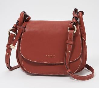 Radley London London Leather Medium Flapover Crossbody - Harper Road