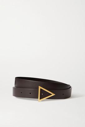 Bottega Veneta Leather Belt - Brown