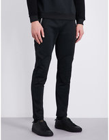 Versus Embroidered-detail Stretch-jersey Jogging Bottoms
