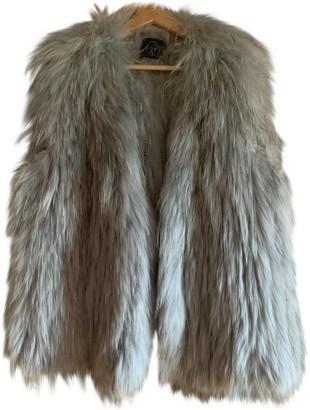 Sly 010 Sly010 Grey Raccoon Jackets