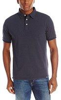 Woolrich Men's Printed Pique Polo Shirt