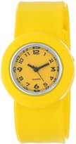 Impulse Kids' SL1P-JRY Slap Junior Yellow Watch
