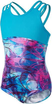 Capezio Printed Strappy Leotard