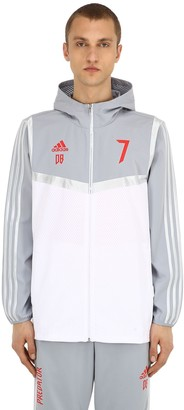 adidas Football PRE BECKHAM HD ZIP-UP TECHNO JACKET