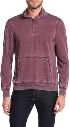 Report Collection Burnout Quarter Zip Pullover