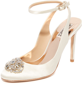 Badgley Mischka Darwyn Ankle Strap Pumps