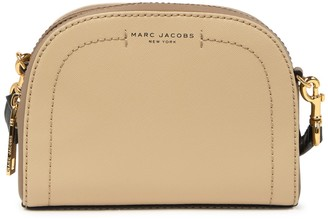 Marc Jacobs Playback Colorblock Leather Crossbody Bag