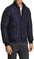 Scotch & Soda Quilted Sheen Jacket