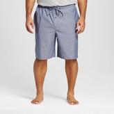 Merona Men's Woven Pajama Shorts Gray