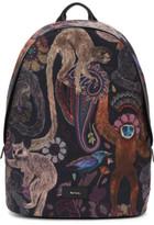 Paul Smith Multicolor Monkey Backpack