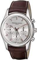 Frederique Constant Men's FC-396V6B6 Peking to Paris Chronograph Dial Watch