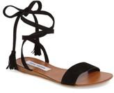 Steve Madden Women's Kapri Wraparound Lace Sandal