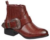 Pierre Dumas Tabby Buckle Strap Boot