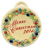 Fiesta Christmas Tree Merry Christmas 2016 Ornament