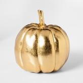 Threshold Pumpkin Figure Large - Gold