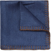 Canali - Silk And Cashmere-blend Pocket Square